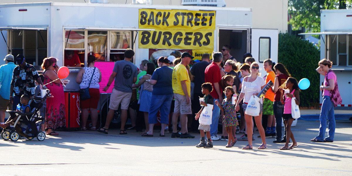 Backstreet Burgers
