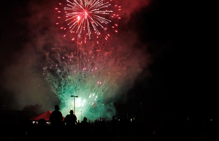 Fireworks Oklahoma