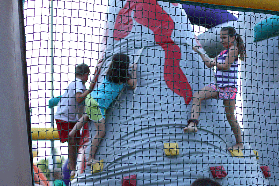 Inflata-Zone